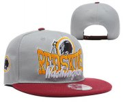 Wholesale Cheap Washington Redskins Snapbacks YD009