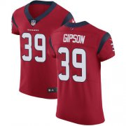 Wholesale Cheap Nike Texans #39 Tashaun Gipson Red Alternate Men's Stitched NFL Vapor Untouchable Elite Jersey