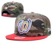 Wholesale Cheap Washington Nationals Snapback Ajustable Cap Hat 4