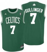 Wholesale Cheap Boston Celtics #7 Jared Sullinger Green Swingman Jersey