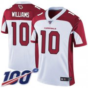 Wholesale Cheap Nike Cardinals #10 Chad Williams White Men's Stitched NFL 100th Season Vapor Limited Jersey