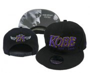 Wholesale Cheap Los Angeles Lakers Snapback Ajustable Cap Hat YD 5