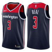 Wholesale Cheap Nike Washington Wizard #3 Bradley Beal Navy Nike Swingman Jersey