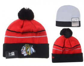 Wholesale Cheap Chicago Blackhawks Beanies YD008