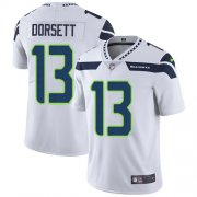 Wholesale Cheap Nike Seahawks #13 Phillip Dorsett White Youth Stitched NFL Vapor Untouchable Limited Jersey