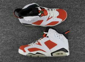 Wholesale Cheap Air Jordan 6 Retro Gatorade White/Team orange-black-green