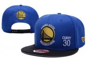 Wholesale Cheap NBA Golden State Warriors 30 Stephen Curry Snapback Cap_18177