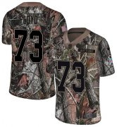 Wholesale Cheap Nike Vikings #73 Sharrif Floyd Camo Men's Stitched NFL Limited Rush Realtree Jersey