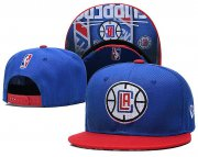 Wholesale Cheap 2021 NBA Los Angeles Clippers Hat TX322