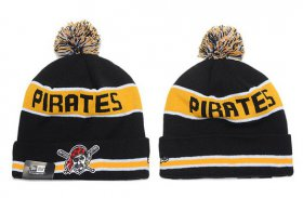 Wholesale Cheap Pittsburgh Pirates Beanies YD001
