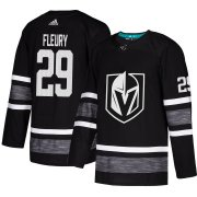 Wholesale Cheap Adidas Golden Knights #29 Marc-Andre Fleury Black Authentic 2019 All-Star Stitched Youth NHL Jersey