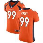 Wholesale Cheap Nike Broncos #99 Jurrell Casey Orange Team Color Men's Stitched NFL Vapor Untouchable Elite Jersey