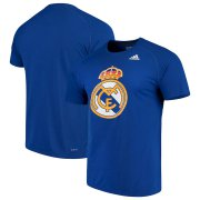 Wholesale Cheap Real Madrid adidas Primary Logo Ultimate T-Shirt Royal