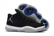 Wholesale Cheap Jordan Super.Fly 2017 Shoes Black/White-Grey-Blue