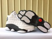 Wholesale Cheap Air Jordan 13 Love Respect White/Black-Red