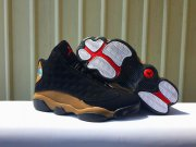 Wholesale Cheap Air Jordan 13 Retro Olive Black/Light Olive-Gym Red