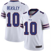 Wholesale Cheap Nike Bills #10 Cole Beasley White Men's Stitched NFL Vapor Untouchable Limited Jersey