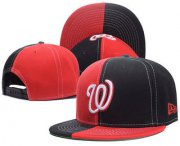 Wholesale Cheap Washington Nationals Snapback Ajustable Cap Hat 3