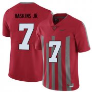 Wholesale Cheap Ohio State Buckeyes 7 Dwayne Haskins Red College Football Legend Jersey
