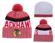 Wholesale Cheap NHL CHICAGO BLACKHAWKS Beanies 6