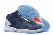 Wholesale Cheap Air Jordan Fly 4 IV Shoes Blue/white