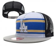 Wholesale Cheap Los Angeles Dodgers Snapbacks YD008