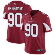 Wholesale Cheap Nike Cardinals #90 Robert Nkemdiche Red Team Color Men's Stitched NFL Vapor Untouchable Limited Jersey