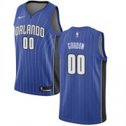 Wholesale Cheap Nike Magic #00 Aaron Gordon Royal NBA Swingman Icon Edition Jersey