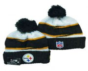 Wholesale Cheap Pittsburgh Steelers Beanies Hat YD 1