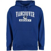 Wholesale Cheap Vancouver Canucks Rinkside City Pride Pullover Hoodie Royal