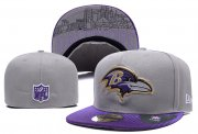 Wholesale Cheap Baltimore Ravens fitted hats 04