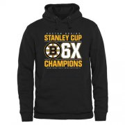 Wholesale Cheap Boston Bruins Rinkside Victor Pullover Hoodie Black