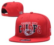 Wholesale Cheap Chiefs Team Logo Red 1960 Anniversary Adjustable Hat YD