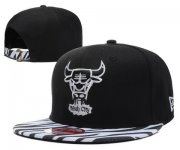 Wholesale Cheap NBA Chicago Bulls Snapback Ajustable Cap Hat DF 03-13_69