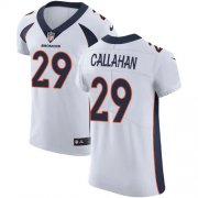 Wholesale Cheap Nike Broncos #29 Bryce Callahan White Men's Stitched NFL Vapor Untouchable Elite Jersey