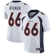 Wholesale Cheap Nike Broncos #66 Dalton Risner White Men's Stitched NFL Vapor Untouchable Limited Jersey