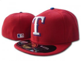 Wholesale Cheap Texas Rangers fitted hats 01