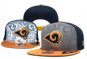 Wholesale Cheap St Louis Rams Snapbacks YD004