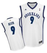 Wholesale Cheap Memphis Grizzlies #9 Tony Allen White Swingman Jersey