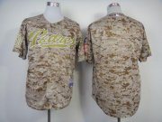 Wholesale Cheap Padres Blank Camo Alternate 2 Cool Base Stitched MLB Jersey