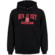 Wholesale Cheap New Jersey Devils Rinkside City Pride Pullover Hoodie Black