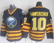 Wholesale Cheap NHL Buffalo Sabres Big & Tall Logo Long Sleeve T-Shirt Dark Blue
