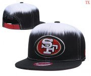 Wholesale Cheap San Francisco 49ers TX Hat 1