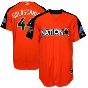 Wholesale Cheap Diamondbacks #44 Paul Goldschmidt Orange 2017 All-Star National League Stitched MLB Jersey
