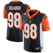 Wholesale Cheap Nike Bengals #98 D.J. Reader Black Team Color Youth Stitched NFL Vapor Untouchable Limited Jersey