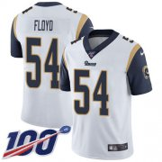 Wholesale Cheap Nike Rams #54 Leonard Floyd White Youth Stitched NFL 100th Season Vapor Untouchable Limited Jersey