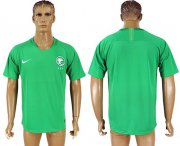 Wholesale Cheap Saudi Arabia Blank Away Soccer Country Jersey
