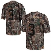 Wholesale Cheap Nike Seahawks #3 Russell Wilson Camo Men's Stitched NFL Realtree Elite Jersey