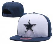 Wholesale Cheap NFL Dallas Cowboys Team Logo Snapback Adjustable Hat 11