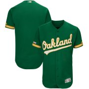 Wholesale Cheap Athletics #26 Matt Chapman Green Flexbase Authentic Collection Stitched MLB Jersey